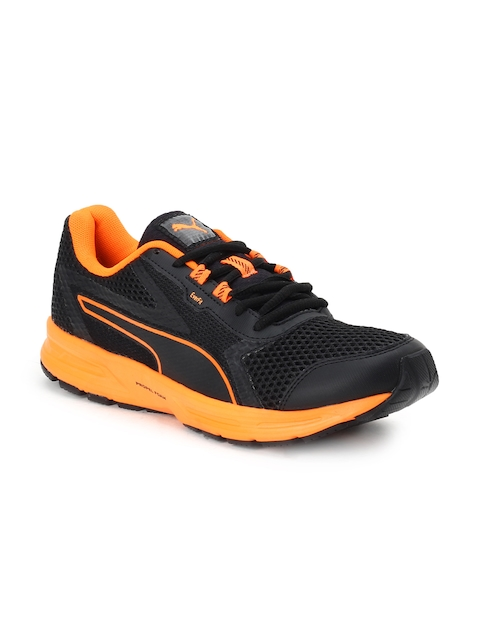 Puma Men Black Essential IDP Running Shoes