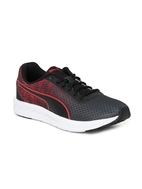 Puma Men Red Running Shoes