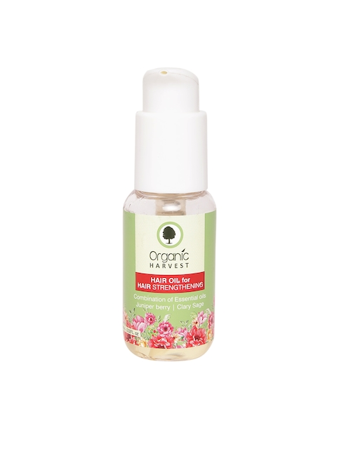 Organic Harvest Hair Oil For Hair Strengthening 50 ml