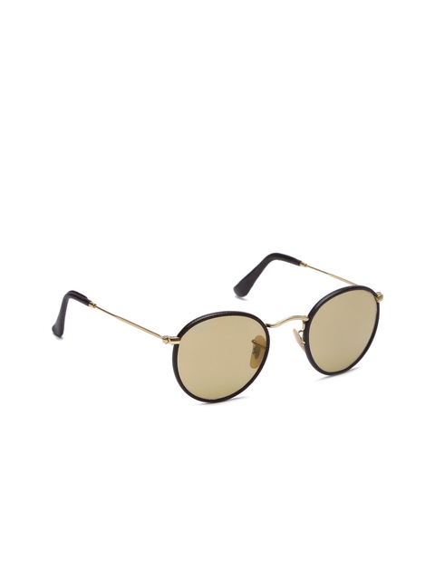 Ray-Ban Men Oval Sunglasses 0RB3475Q1125347