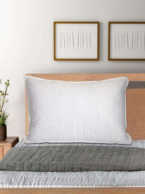 Portico New York White Fibre Sleep Pillow
