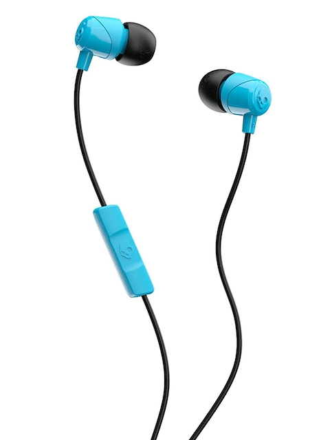 Skullcandy JIB Blue In Ear Headphones with Mic