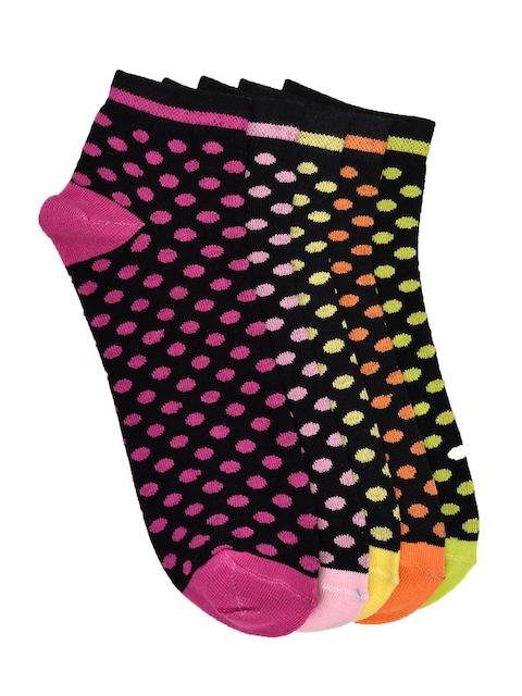 MARC Women Set of 5 Ankle-Length Socks