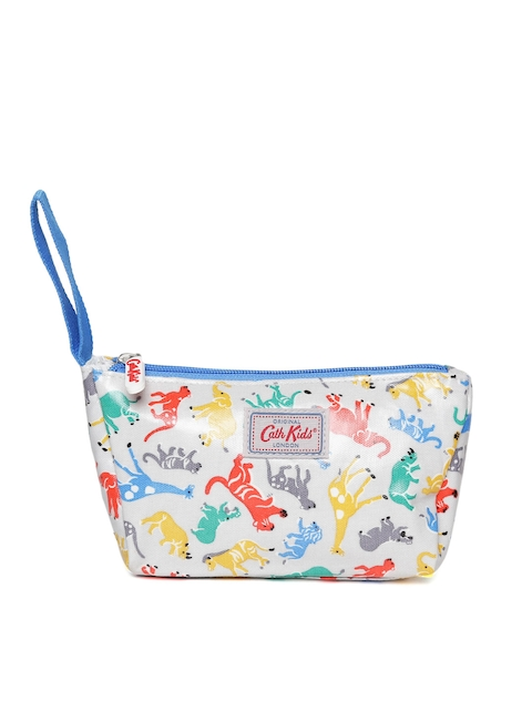 Cath Kidston Kids Multicoloured Printed Travel Pouch
