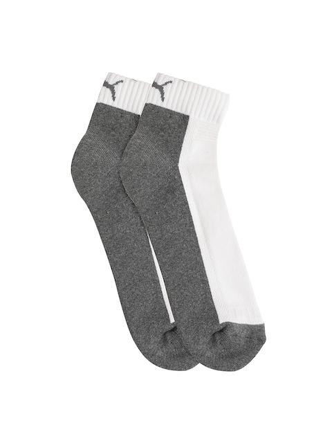 Puma MULTI-SPORT QUARTER 2 Piece Socks