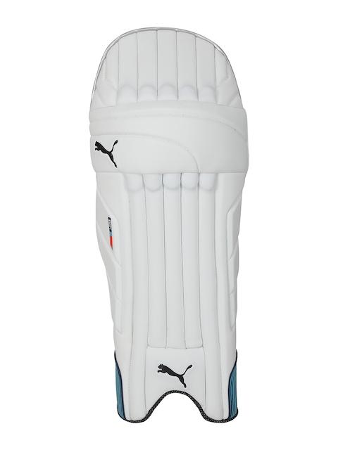 Puma Unisex White EVO 2 Batting pad
