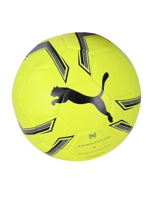 Puma Yellow Pro Training 2 Hybrid Football