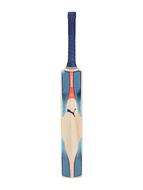 Puma Beige & Blue evoPOWER KW 2 Cricket Bat
