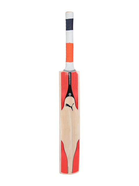 Puma Beige & Orange evoSPEED KW 2 Cricket Bat
