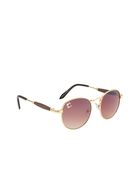 Clark N Palmer Unisex Oval Sunglasses