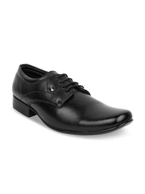 Action Men Black Formal Derbys