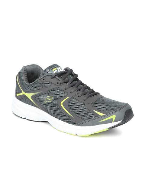 FILA Men Grey FORCE LITE Running Shoes