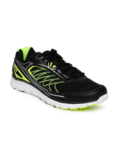 FILA Men Black MEMORY MARANELLO 5 Running Shoes