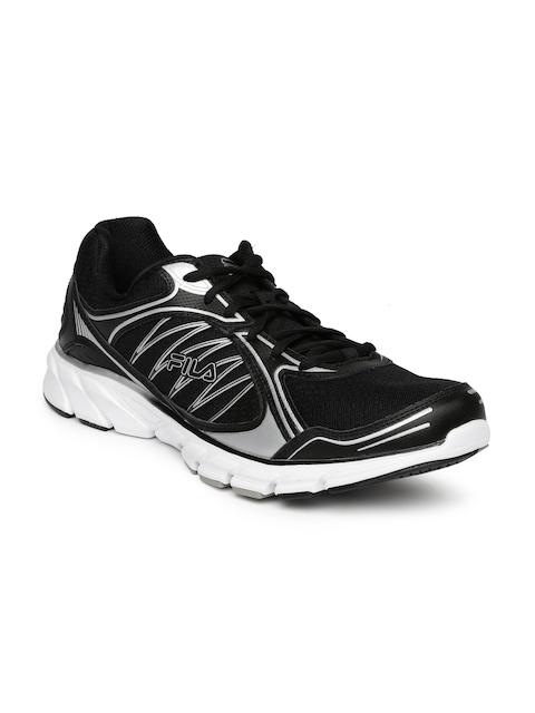 FILA Men Black DIATRIBE Running Shoes