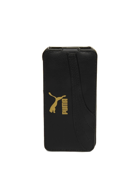 Puma Unisex Black Bytes iPhone 5 Slipcase