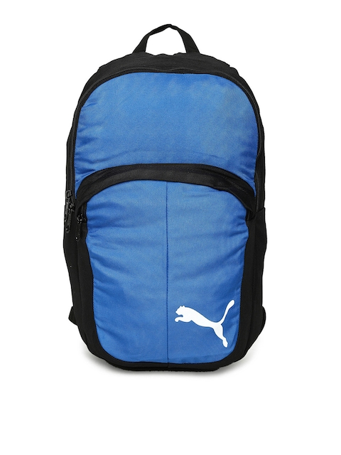 Puma Unisex Blue Solid Pro Training II Backpack