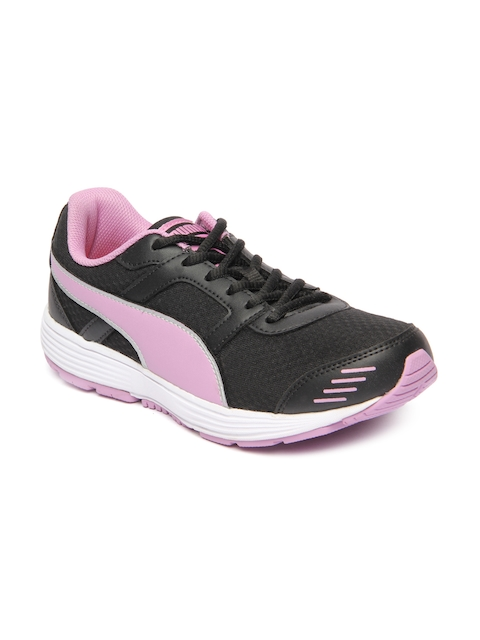 Puma Women Black Harbour2WnsIDP Running Shoes
