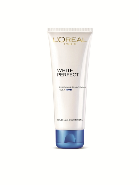 LOreal Paris White Perfect Milky Foam Face Wash