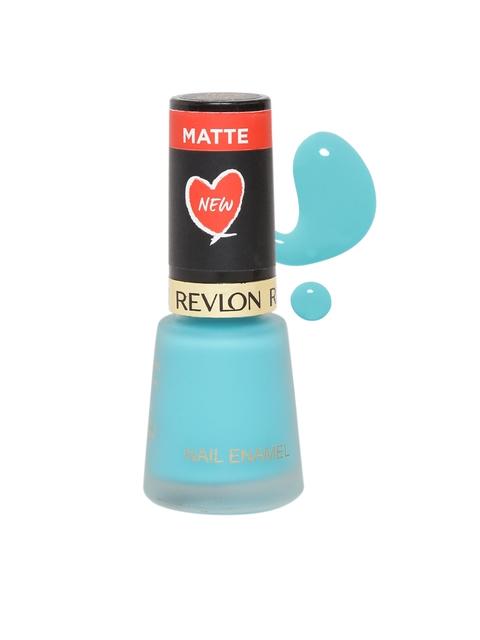 Revlon New Marine Matte Nail Enamel 529