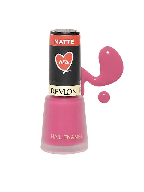 Revlon New Crimson Matte Nail Enamel 530
