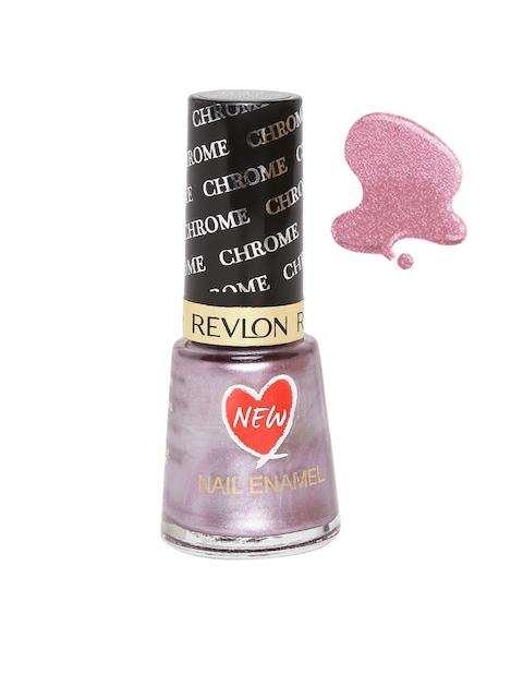 Revlon Mulberry Chrome Nail Enamel 537