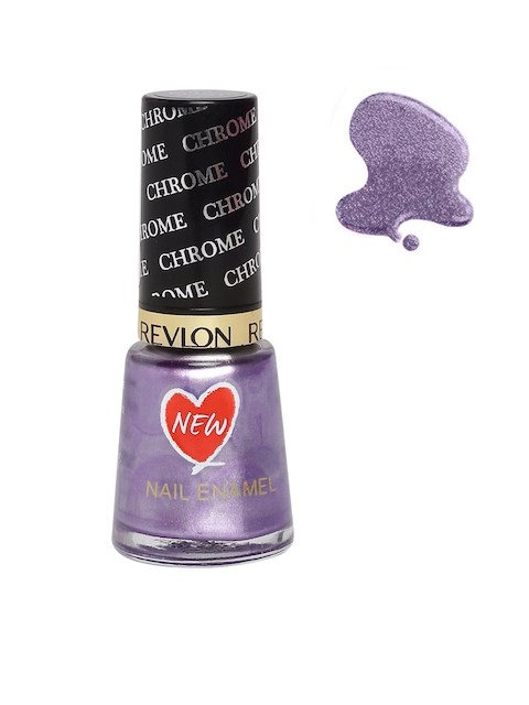 Revlon New Wine Chrome Nail Enamel 539