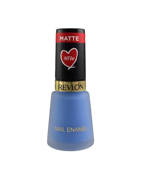 Revlon 547 Blowout Blue Nail Enamel 8 ml
