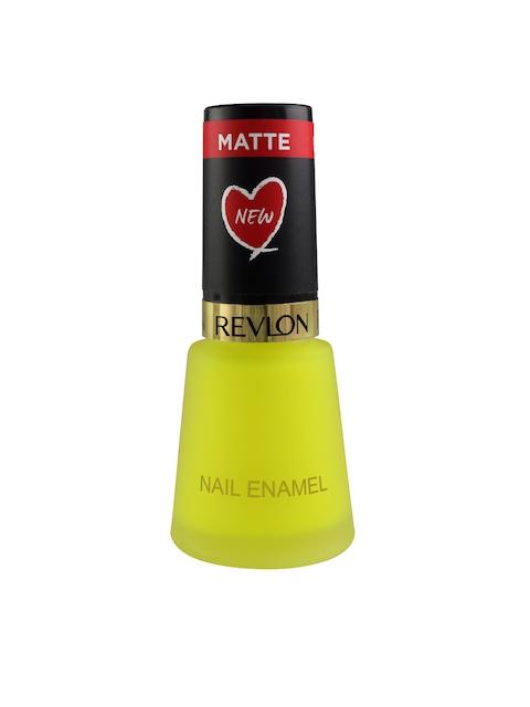 Revlon Funky LimeLight 546 Matte Nail Polish 8ml