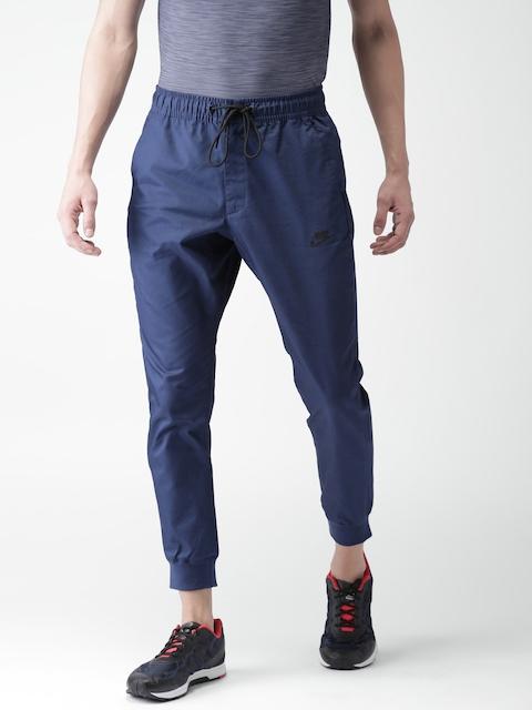 Nike Blue AS M NSW JGGR WVN V442 Slim Fit Joggers