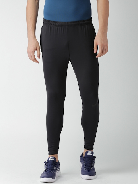 Nike Black AS M NK DRY SQD Track Pants