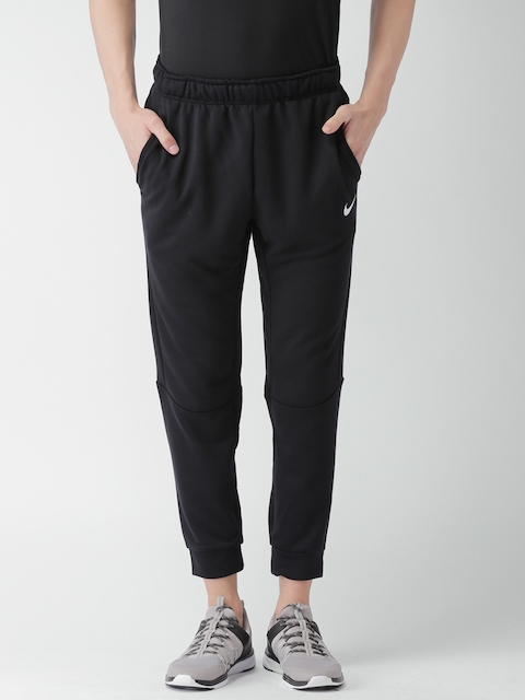 Nike Men Black DRY PANT TAPER Joggers