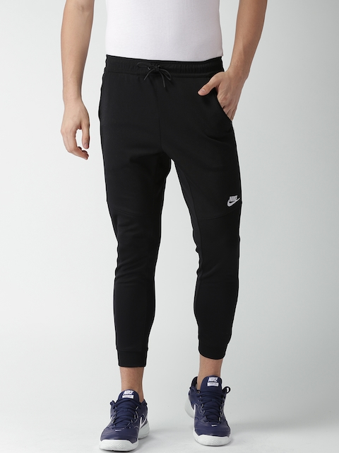 Nike Black AS M NSW JGGR PK TRIBUTE Slim Fit Joggers