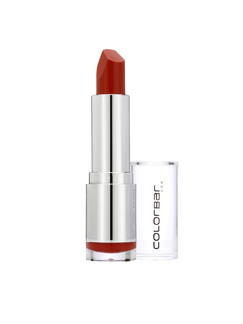 Colorbar Velvet Matte Go On Stage Lipstick For Women 108, 4.2 GM