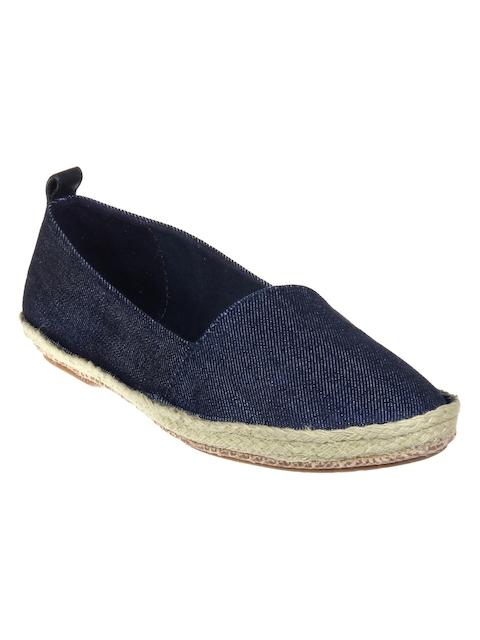 Clarks Women Blue Sneakers