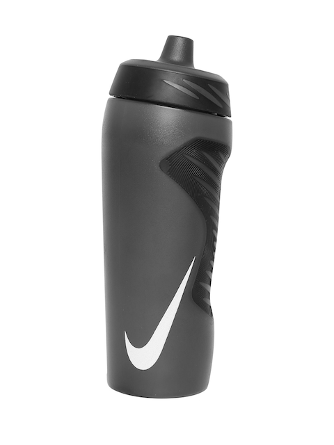 Nike Unisex Charcoal Grey Hyperfuel Water Bottle
