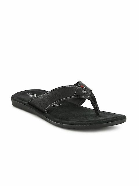 Bugatti Men Black Comfort Sandals