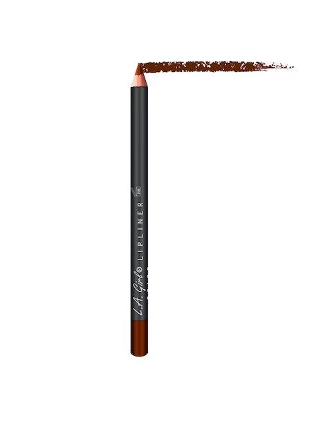 L.A Girl Dark Brown Lip Liner Pencil GP507