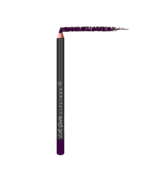 L.A Girl Deepest Purple Lip Liner Pencil GP515