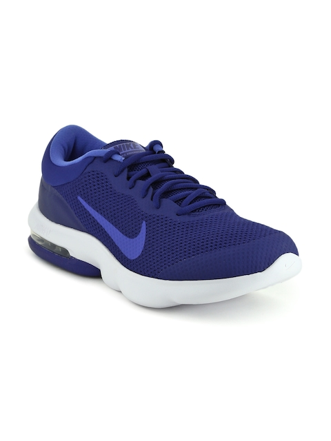 Nike Men Blue AIR MAX ADVANTAGE Running Shoes