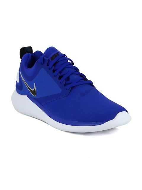 Nike Men Blue LUNARSOLO Running Shoes