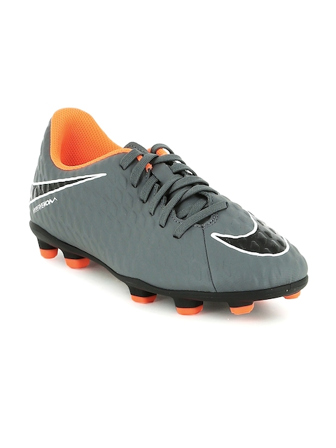 Nike Men Grey PHANTOM 3 CLUB FG Football Shoes