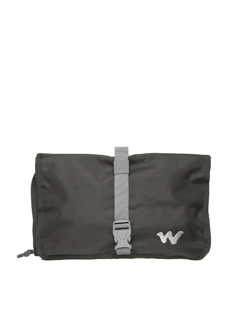 Wildcraft Unisex Black Travel Kit
