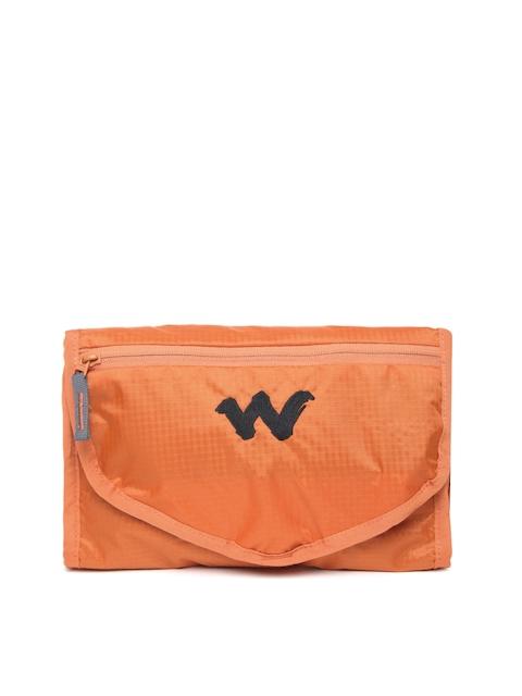 Wildcraft Unisex Orange Self-Checked Travel Kit