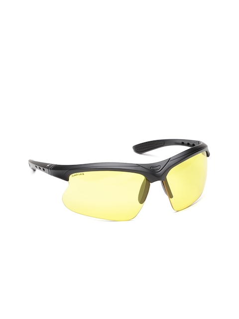 Fastrack Men Yellow Sports Sunglasses