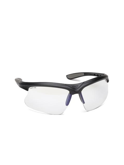 Fastrack Men White Sports Sunglasses