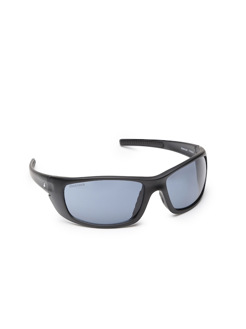 Fastrack Men Blue Sports Sunglasses