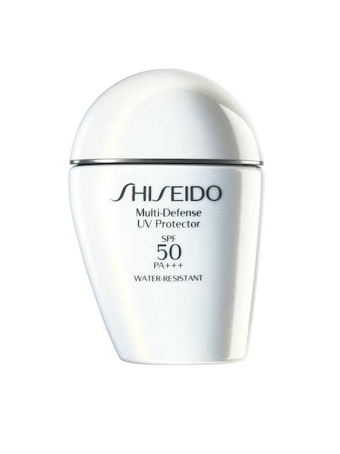 SHISEIDO Multi Defence UV Protector For All Skin Types SPF 50 PA +++ 30 ml