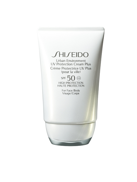 SHISEIDO Urban Environment UV Protection Cream Plus SPF50 PA +++ 50 ml
