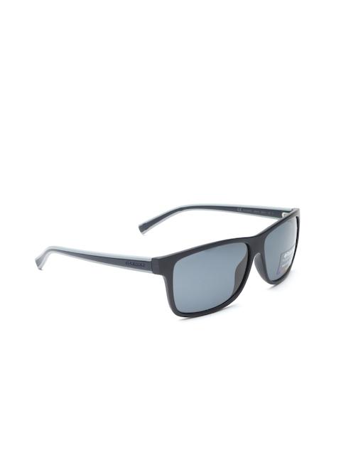 Polaroid Men Polarised Rectangle Sunglasses 2027/S M3L 59C3