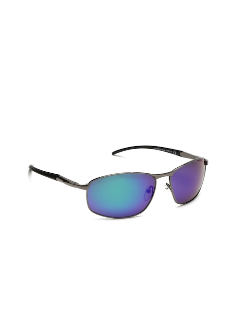 Roadster Men Rectangle Sunglasses MFB-PN-PS-B0025